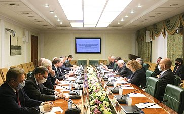 Совещание Комитета СФ помеждународным делам