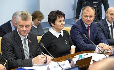 Расширенное заседание Комитета СФ понауке, образованию икультуре сучастием представителей власти Брянской области