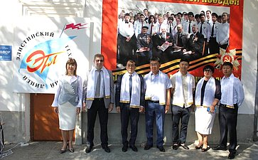Алексей Майоров посетил праздничное мероприятие День ойратской славы, посвященное годовщине битвы при Туму