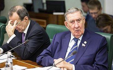 В. Долгих Заседание Комитета общественной поддержки жителей Юго-Востока Украины