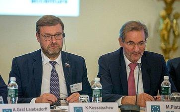 Характер дискуссии наПотсдамских встречах меняется— К.Косачев