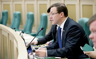 Азаров 380-е заседание Совета Федерации