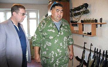 Алексей Майоров иЧимид Джангаев
