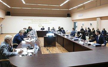 Парламентские слушания натему «Омерах попротиводействию незаконному обороту упакованной питьевой воды, включая природную минеральную воду»