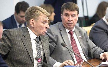 Заседание Комитета СФ помеждународным делам