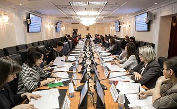 «Круглый стол» натему «Совершенствование законодательства опорядке рассмотрения обращений граждан Российской Федерации»