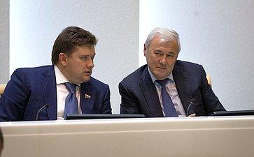 Впрезидиуме заседания Межрегионального банковского совета