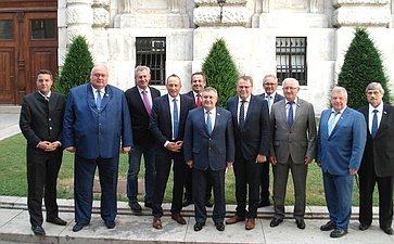 Визит делегации Комитета Совета Федерации пообороне ибезопасности вАвстрию