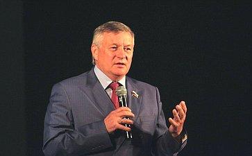 Сергей Михайлов принял участие вУроке мужества «Забайкальская 321-я стрелковая. Боевой путь»