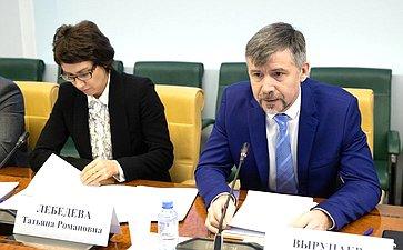 Заседание Президиума Экспертного совета пофизкультуре испорту при Комитете СФ посоциальной политике