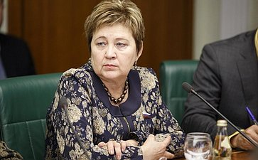 Г. Николаева Очередное заседание Комитета общественной поддержки жителей Юго-Востока Украины