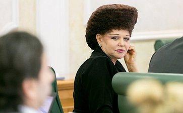 В. Петренко назаседании Комитета Совета Федерации поконституционному законодательству игосударственному строительству