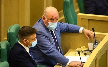 Юрий Архаров иГригорий Карасин