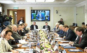 «Круглый стол» натему «Российско-американские отношения при новой администрации США»