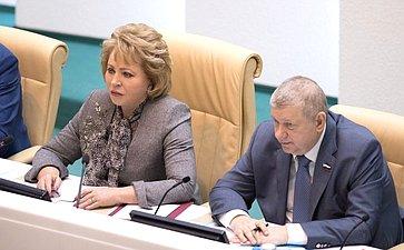 414-е заседание Совета Федерации