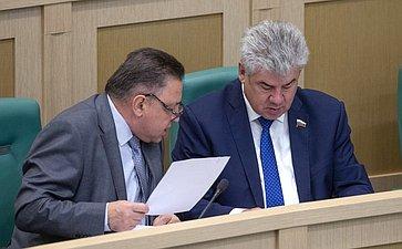 Вячеслав Тимченко иВиктор Бондарев