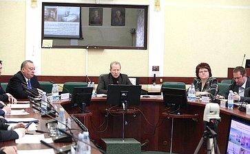 Выездное заседание Временной комиссии СФ повопросам подготовки ипроведения в2018году вРоссийской Федерации Чемпионата мира пофутболу
