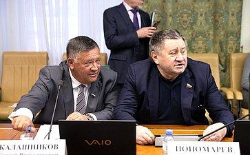 Сергей Калашников иМихаил Пономарев