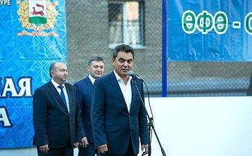 Ирек Ялалов: Большой хоккей начинается водворе!