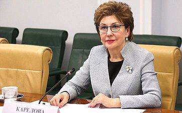 Заседание Совета поразвитию социальных инноваций субъектов РФ при Совете Федерации натему «Креативные индустрии. Современные тренды развития регионов»