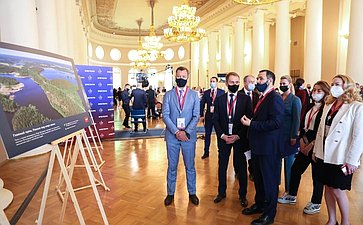 Открытие IX Невского международного экологического конгресса вСанкт-Петербурге