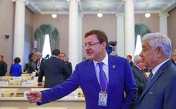 Дмитрий Азаров иФарид Мухаметшин