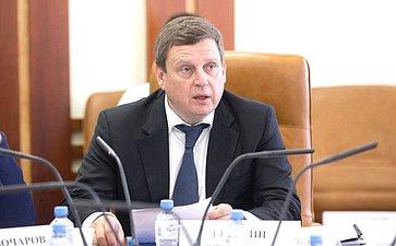 А. Епишин провел заседание рабочей группы повопросам государственной политики всфере авиастроения натему «Оконцепции Стратегии развития авиационной промышленности РФ до2030года»