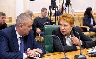 Парламентские слушания натему «Актуальные вопросы совершенствования регулирования всфере обязательного страхования гражданской ответственности владельцев транспортных средств»