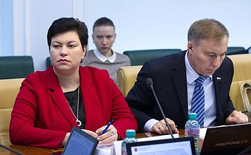 ВСФ состоялось заседание Комитета посоциальной политике
