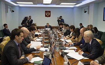 Расширенное заседание Комитета СФ по социальной политике с участием представителей государственной власти Челябинской области