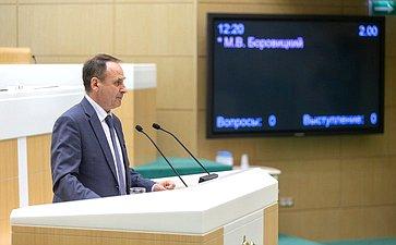 М. Боровицкий