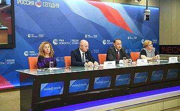 Видеомост Москва-Нур-Султан натему «Российско-казахстанские отношения через призму взаимодействия вЕАЭС»