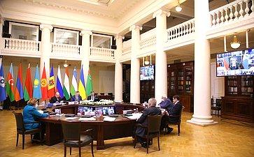 Пятьдесят первое пленарное заседание Межпарламентской ассамблеи государств-участников СНГ