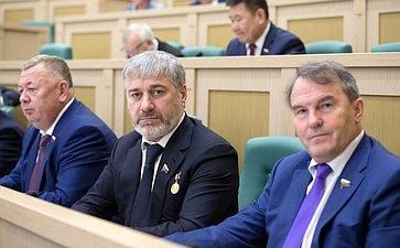 С. Геремеев иИ. Морозов