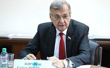 С.Жиряков: Необходимо совершенствовать законодательство озолотодобыче