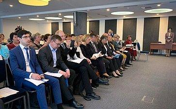 Заседание Комитета сельских женщин при Межведомственном координационном совете повопросам устойчивого развития сельских терри