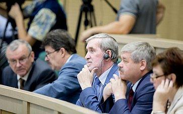 377-е заседание Совета Федерации