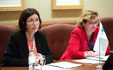 Председатель Парламентской Ассамблеи ОБСЕ (ПА ОБСЕ) Кристин Муттонен
