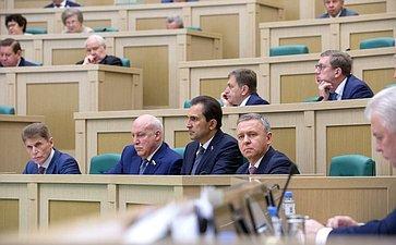 Делегация Сахалинской области вСовете Федерации