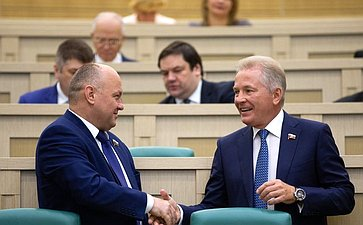 Алексей Кондратенко иВалерий Пономарев