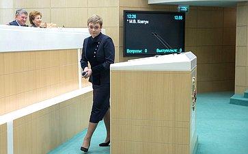 Губернатор Мурманской области М. Ковтун