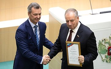 Андрей Яцкин иСергей Митин