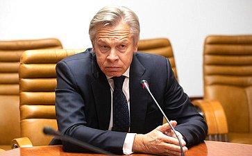 Свыходом России изСовета Европы он лишится крупнейшей страны континента— А.Пушков