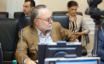 Заседание Комитета помеждународным делам