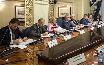 «Круглый стол» натему «Актуальные вопросы суверенной экспертизы»