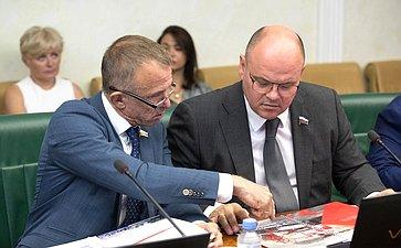 Владимир Кравченко иАлексей Дмитриенко