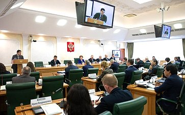 Заседание Совета повопросам жилищного строительства исодействия развитию жилищно-коммунального комплекса, посвященное вопросам обеспечения необходимой инженерной инфраструктурой земельных участков для жилищного строительства