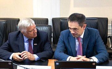 Юрий Волков иМурат Хапсироков