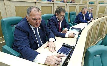 Голосование повопросам повестки заседания