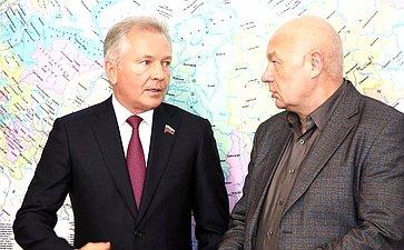 Валерий Пономарев принял участие воткрытии Центра подготовки юнармейцев Камчатского края